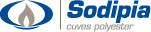 Logo Sodipia cuve polyester