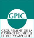 Logo groupement de la plasturgie industrielle et des composites