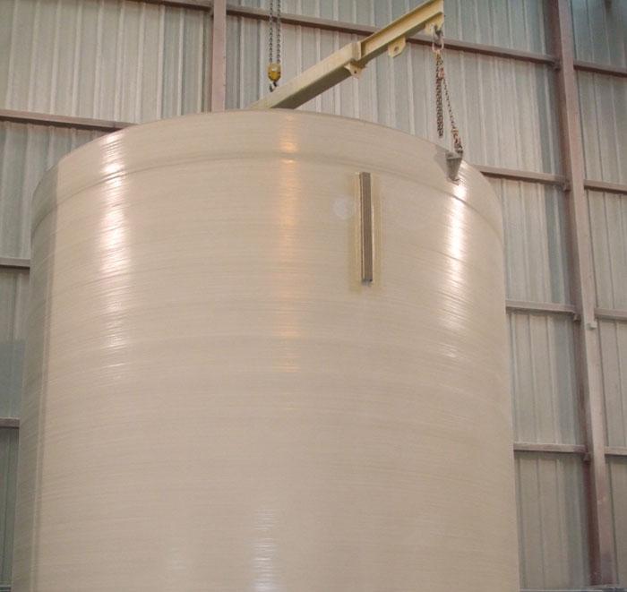 Exemple de cuves de stockage agro-alimentaire
